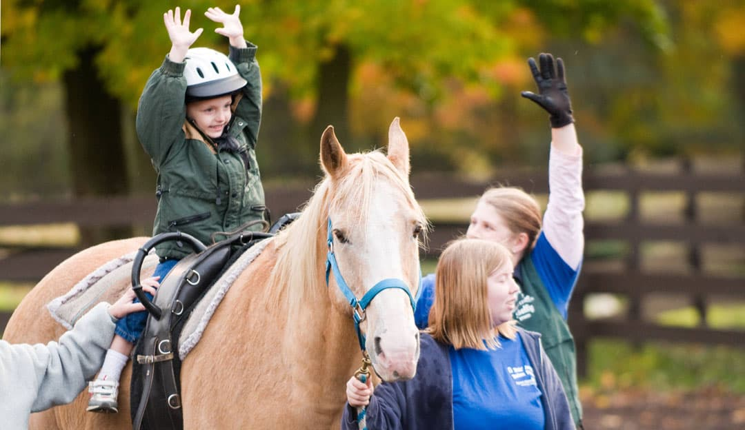 8 benefits of equine therapy