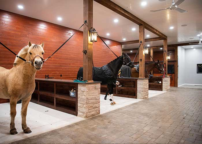 The Most Stunning Horse Barns in the World
