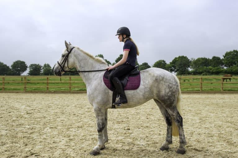 9 horse riding bad habits to avoid